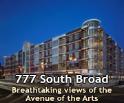 777 South Broad Apartments Avenue of the Arts Philadelphia, PA
