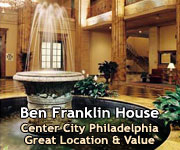 Ben Franklin House Apartments Center City Philadelphia, PA