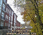 Dobson Mills Apartments Center City Philadelphia, PA