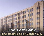 The Left Bank Apartments in Center City, PA