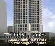 The St. James Apartments Philadelphia, PA