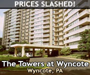 The Towers at Wyncote Apartments Wyncote, PA