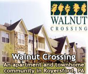 Walnut Crossing Apartments Royersford, PA